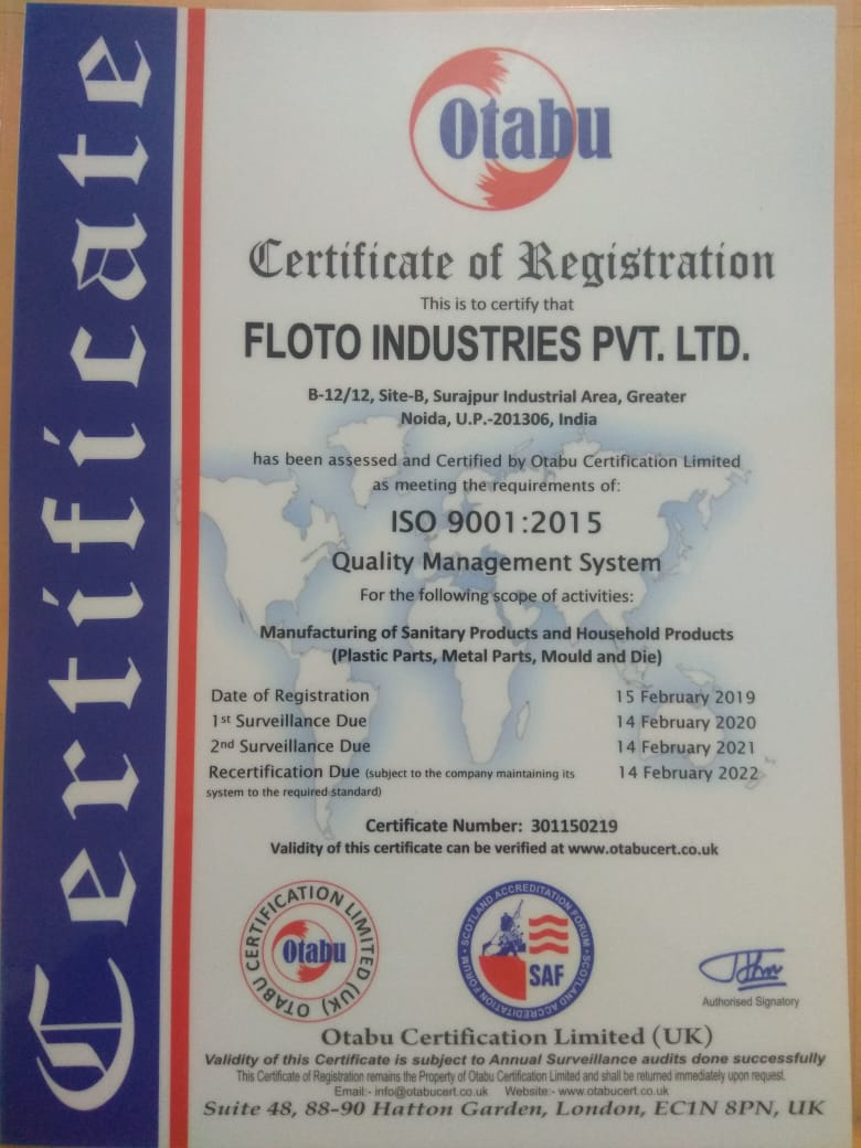 Floto Industries For Fauctes, Sanitary, Bathroom, Kitchen